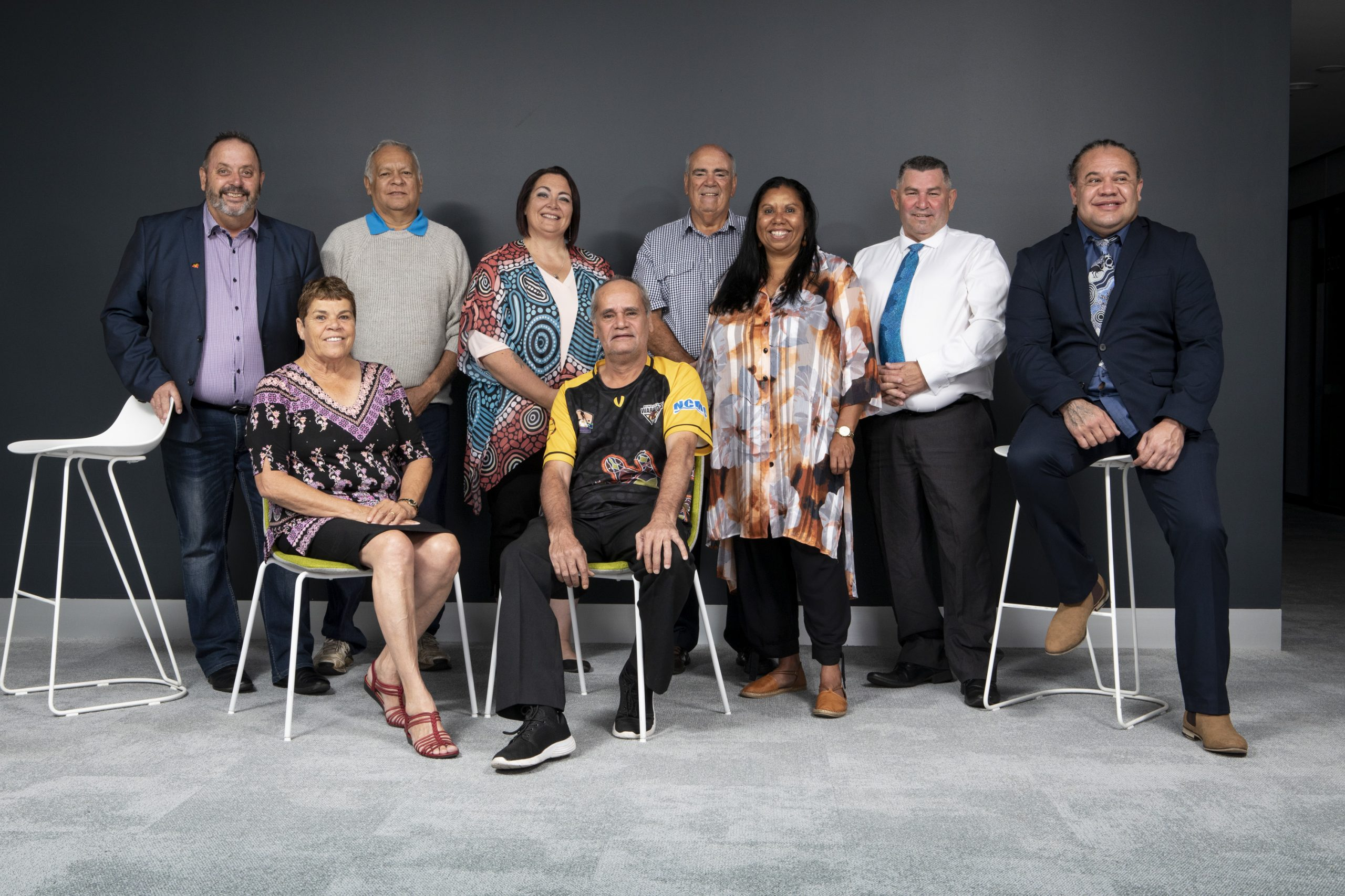 NSWALC New Council at Parramatta Stadium December 2019
