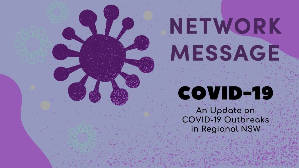 Network Message COVID19 Update 2