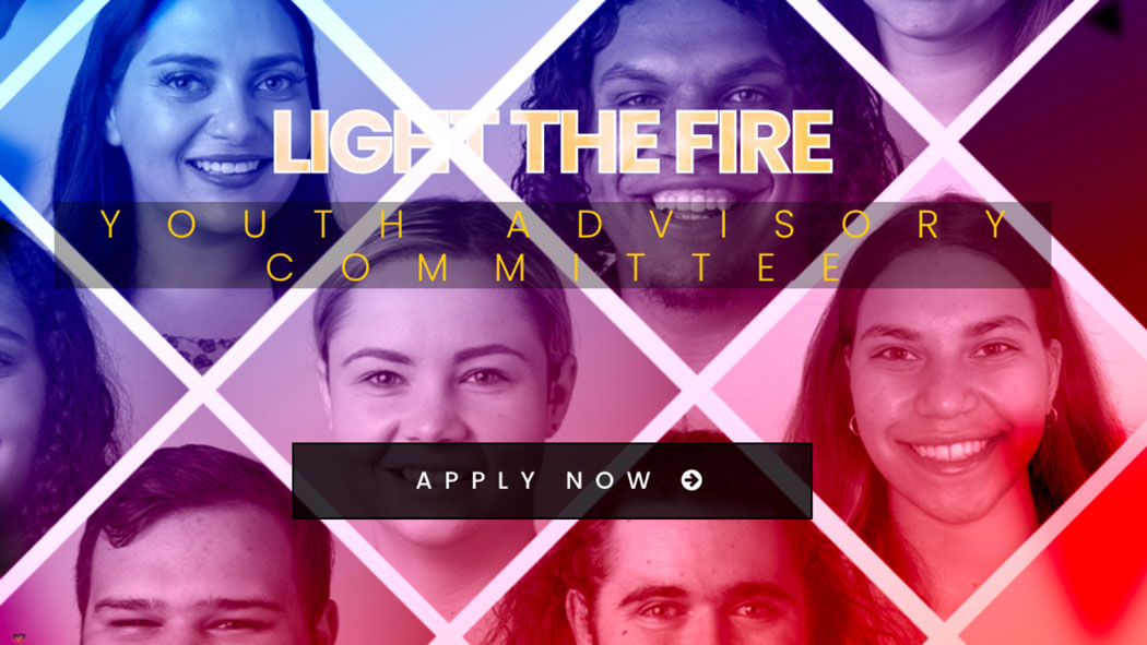 Youth Advisory Committee - Apply Now